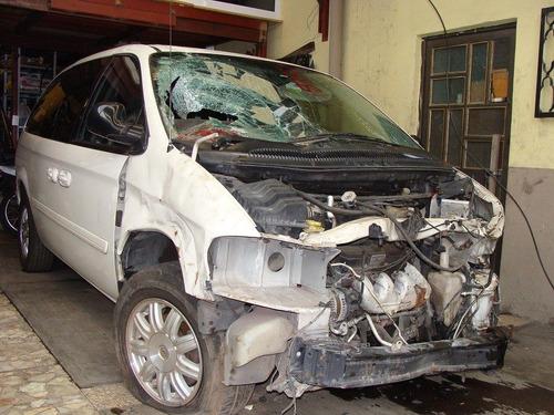 town and country lx, 2006 , motor, desarmo piezas refaccione