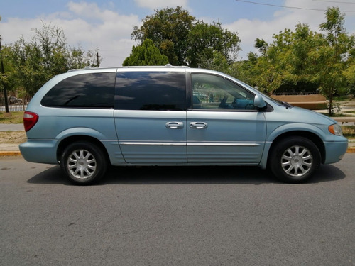 town country 2001 limited 3.8