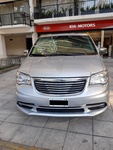 town & country  6a/t 3.6l  blindada rb3