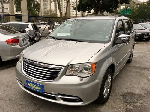 town & country limited 3.8 /3.6 v6 aut.