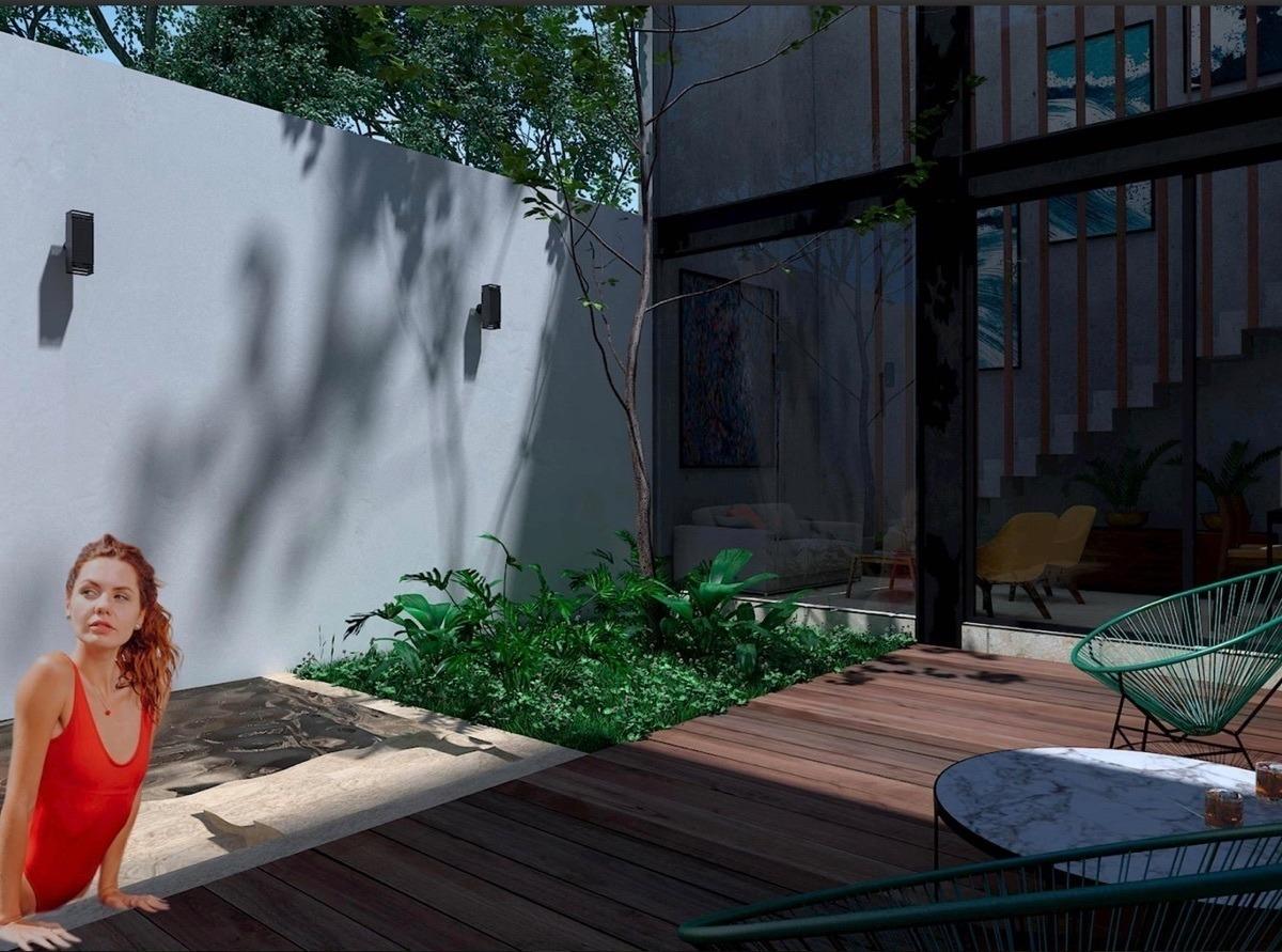 town house en venta, cholúl, mérida yucatán