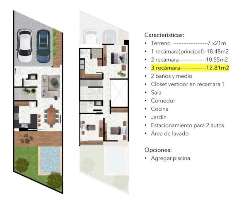 town houses en venta en dzitya merida