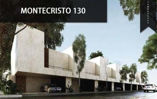 town houses montecristo 130 precio: