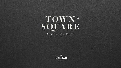 town square, departamentos de lujo