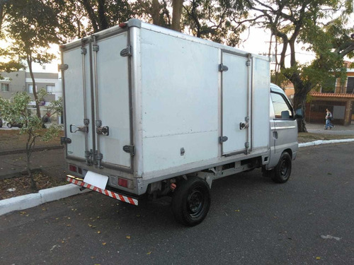 towner pick-up furgão 1.0 baú 2011