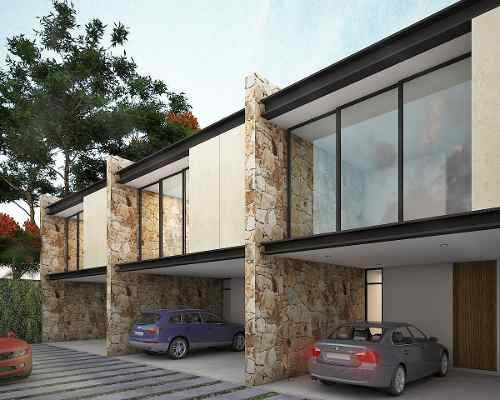 townhouse en venta al norte de merida