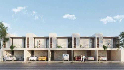 townhouse en venta en colonia maya zona norte thv-6267