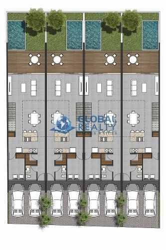 townhouse en venta en montebello thv-4930
