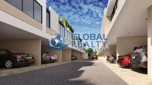 townhouse en venta en zona de universidades thv-5028