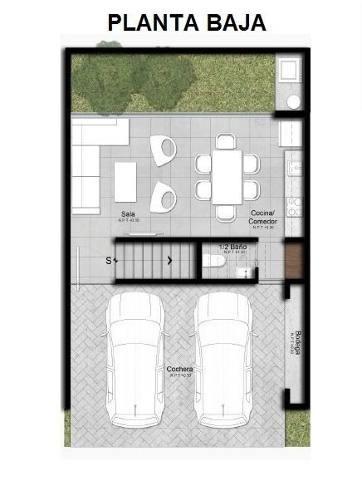 townhouse en venta montecristo 130