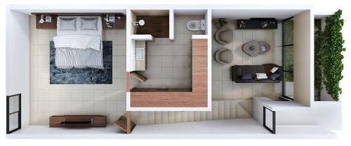 townhouse en venta privada maculi, cholul (mod. 1)