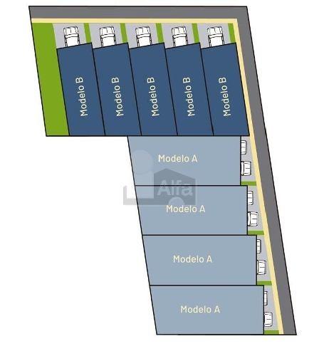 townhouse en venta, temozón norte, 2 recamaras, cochera para 1 auto, 114 m2 de construcción