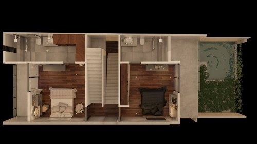 townhouse kuro modelo a