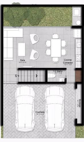 townhouse montecristo 130 estrene 5 y 7