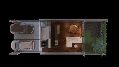 townhouses con sistema inteligente!