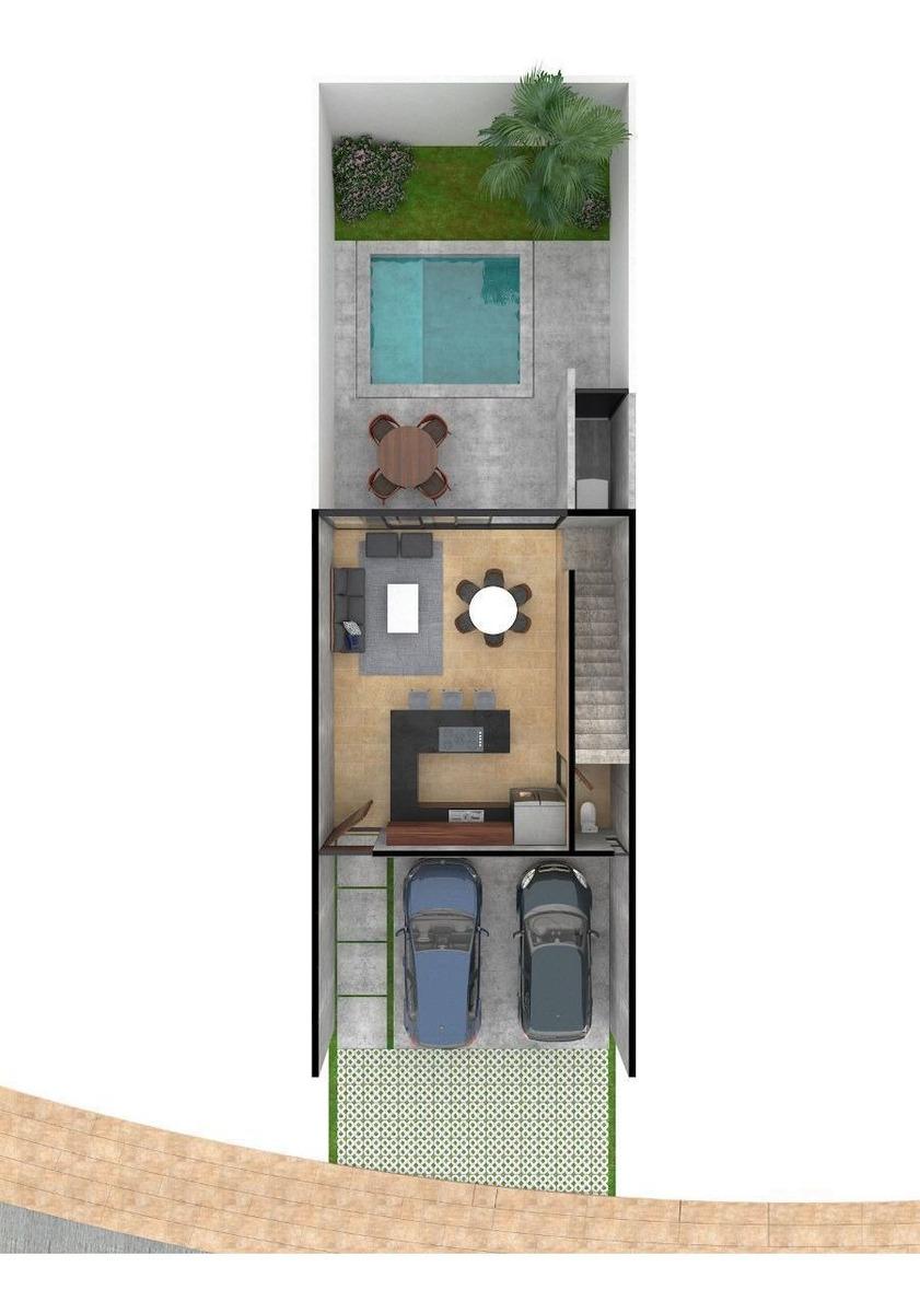 townhouses en venta al norte de mérida, návita