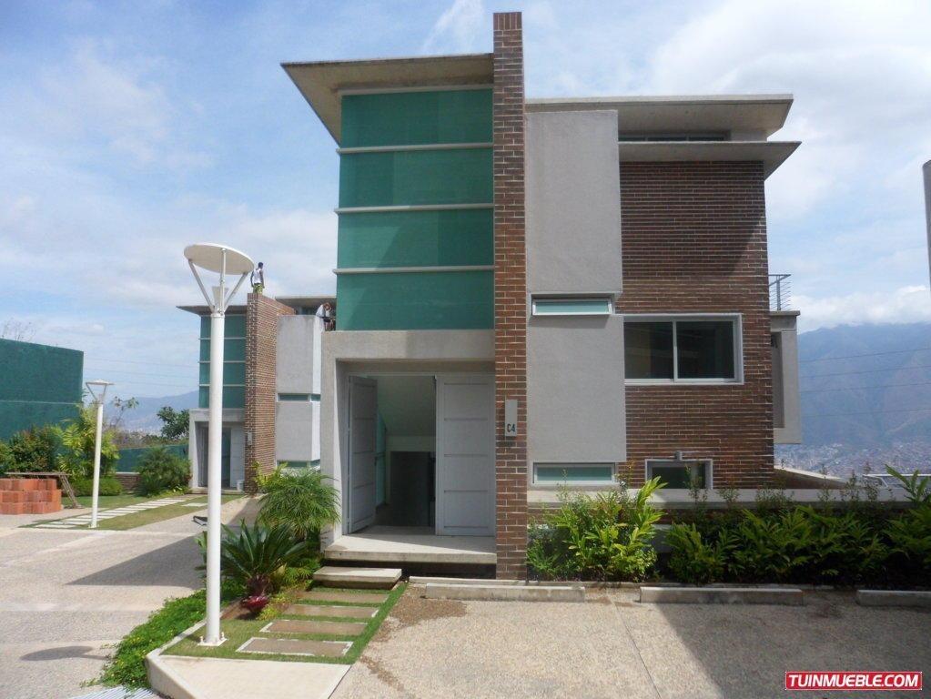 townhouses en venta urb. alto hatillo, cod. 15-5301