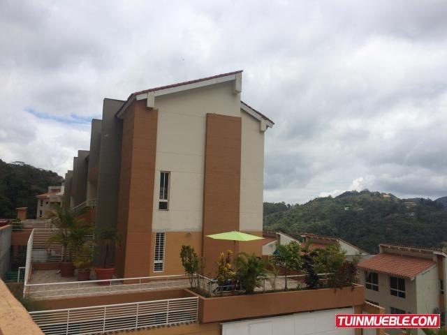 townhouses en venta, urb. monteclaro 17-14236