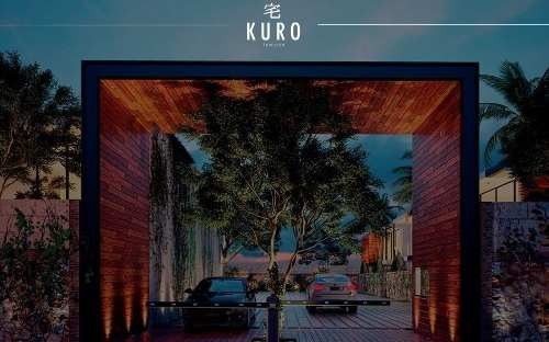 townhouses inteligentes en kuro temozon norte