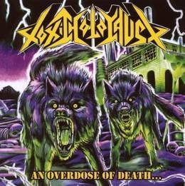 toxic holocaust an overdose of death cd nuevo