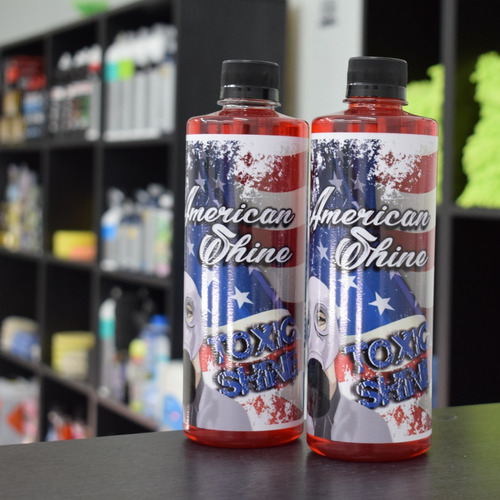 toxic shine american shine quick detailer