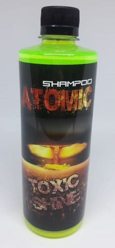 toxic shine shampoo atomic-  highgloss rosario
