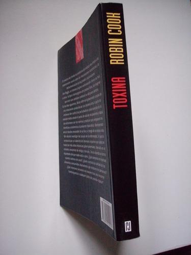 toxina - robin cook - 1998