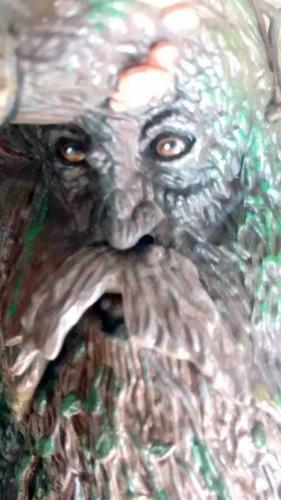 toy biz barbol tree beard el señor de los anillos lotr ente