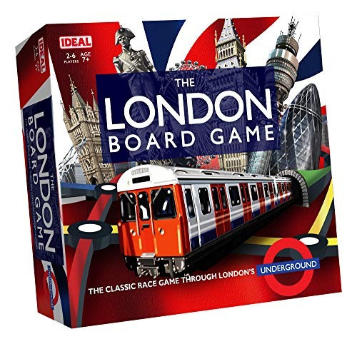 toy brokers ideal the london board game