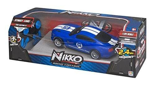 toy state nikko rc street cars 2015 vehículo ford mustang !