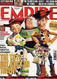 toy store : capa + matéria da empire !!