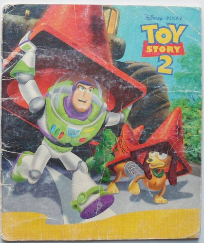 toy story 2 / libro infantil / disney pixar