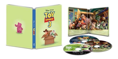 toy story 3 blu-ray 4k uhd best buy steelbook   a pedido
