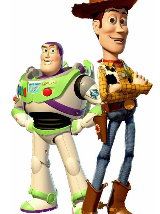 toy story 3 buzz lightyear woody 59000 en mercado libre