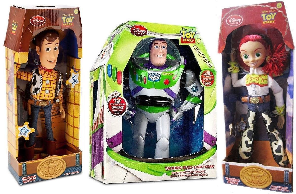 Toy Story 3 Muñecos Parlantes Woody b59d2b51bba