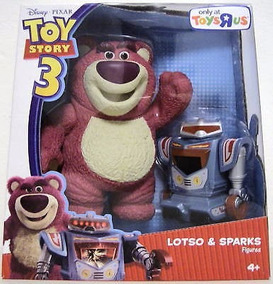 Story Lotso Y Sparks Toy Toysrus Oso Robot 3 xBQedCoErW