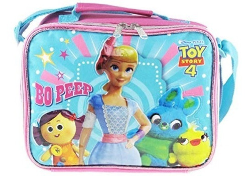 toy story 4 bo peep insulated lunch tote