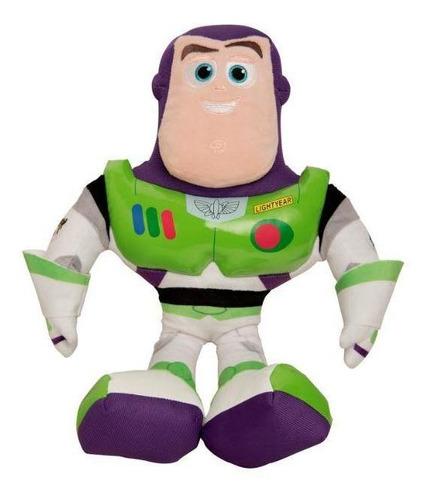 toy story 4 - buzz lightyear - peluche 40 cm - italtoys