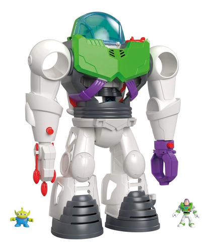toy story 4 buzz lightyear robot 52cm fisher price imaginext
