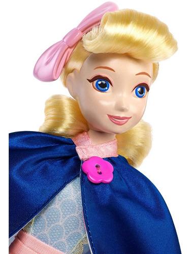 toy story 4 disney pixar figura bo peep mas accesorios dispo