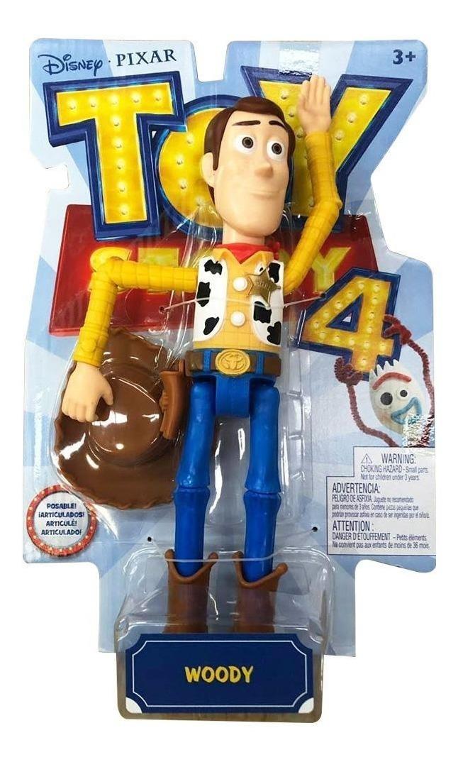 Juguete Story 4 Figura De Pelicula - Woody