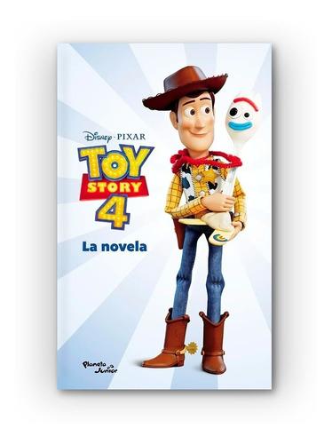 toy story 4. la novela oficial