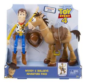Tiro Woody Al 4 Y Blanco Juguete Básico Mattel Toy Story 6gbyYf7