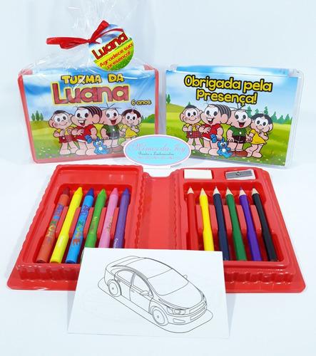 toy story 50uni estojo de colorir