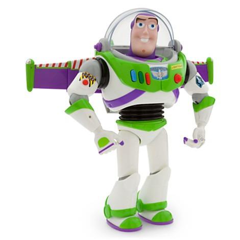 toy story boneco falante buzz lightyear 30cm novo 15 frases