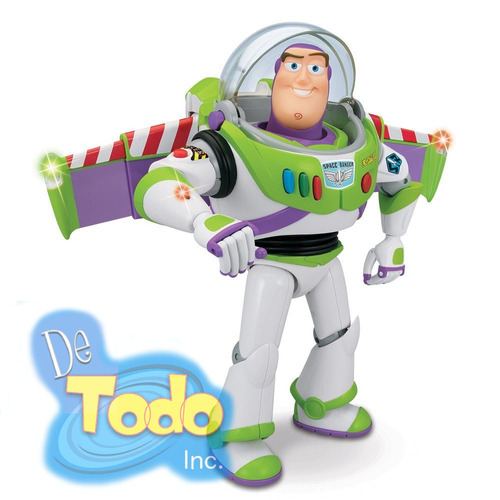 toy story buzz lightyear disney pixar coleccion detalle caja