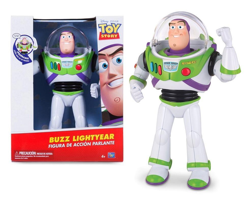 Toy Story De Parlante Acción Buzz Figura Lightyear qARL345j