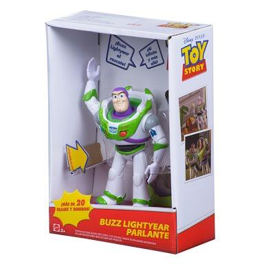 Toy Story Buzz Lightyear Parlante Más De 20 Frases 15cms -   650.00 ... 45f0643af6e