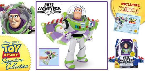 toy story - buzz lightyear - space ranger - autentico