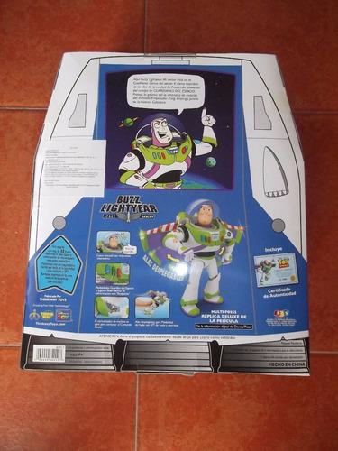toy story  buzz lightyear  thinkway toys   de colección